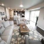 Grand Crossing Lofts Living Room