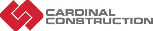 Cardinal Construction Logo