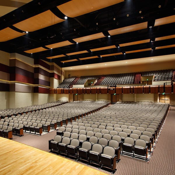 West High School Auditorium Renovation